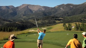 Moonlight Basin Golf