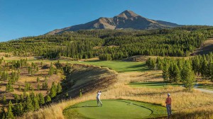 Moonlight Basin Golf (The RESERVE)