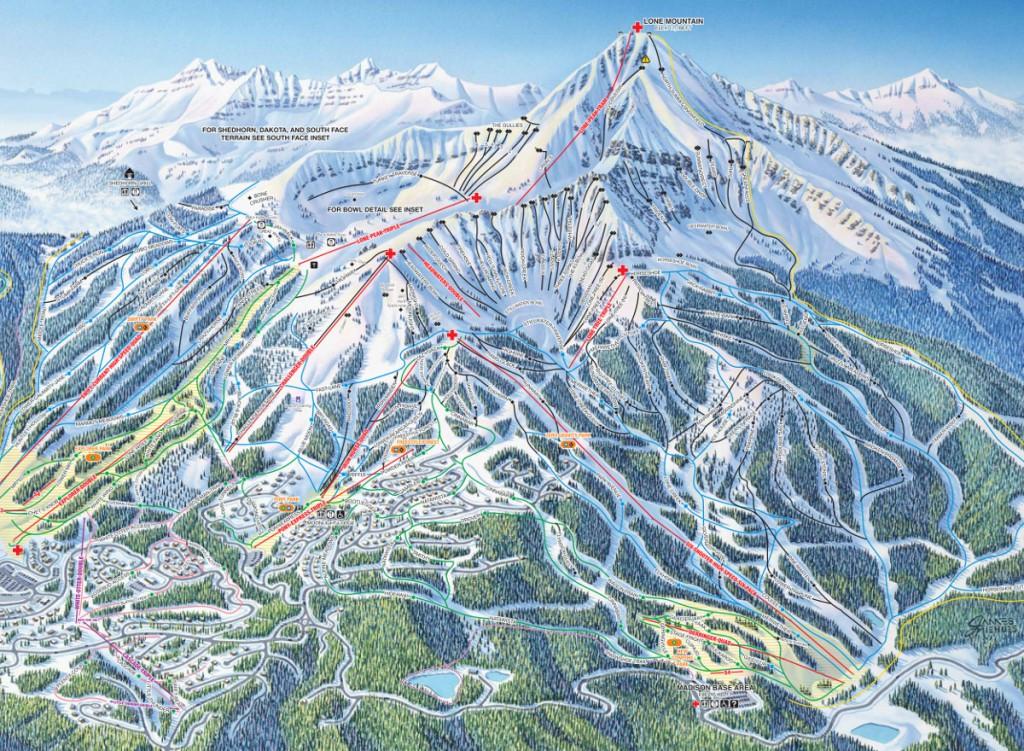Moonlight Basin Ski Area
