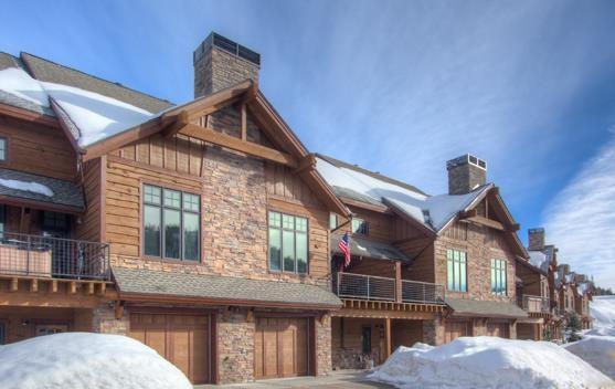 Big Sky Alpen Glow Condos For Sale
