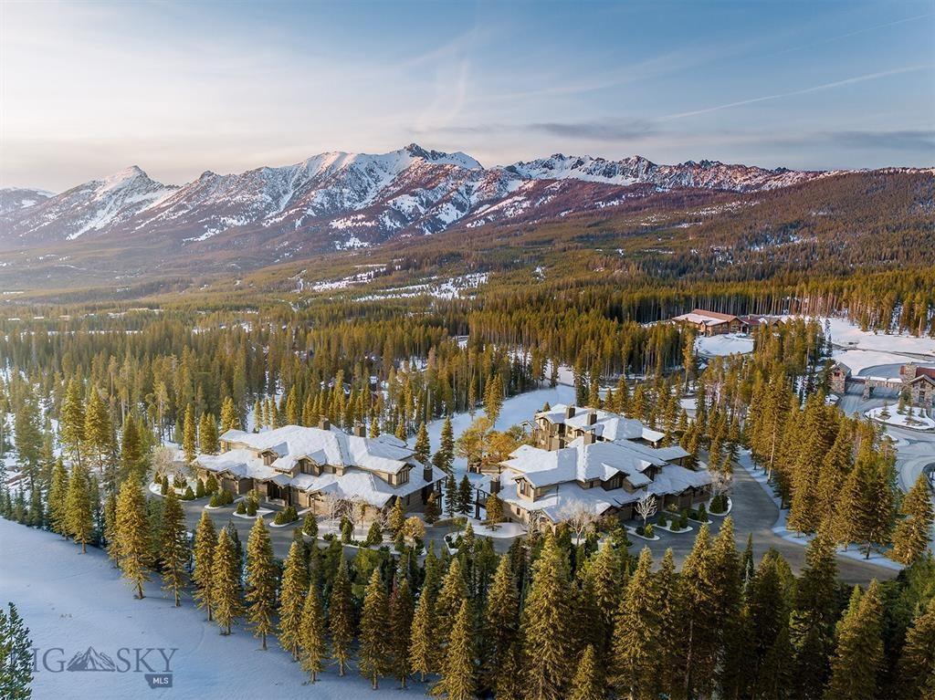 15 Wildwood Road W, Big Sky, Montana 59716