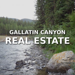 Gallatin Canyon Real Estate