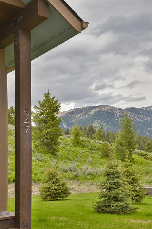547  Spruce Cone Drive, Big Sky, MT 59716