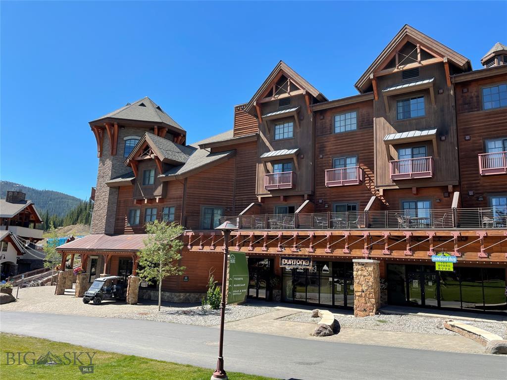 48  Big Sky Resort Road  407/477, Big Sky, MT 59716