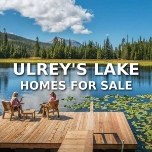Ulrey's Lake Homes For Sale